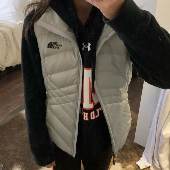 The North Face Jackets & Blazers - Grey/silver vest from The North Face size S